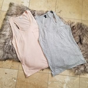 J. Crew Camisoles Tank Lot of 2 Sz Small